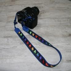 Kameragurt Regenbogen-Tölter